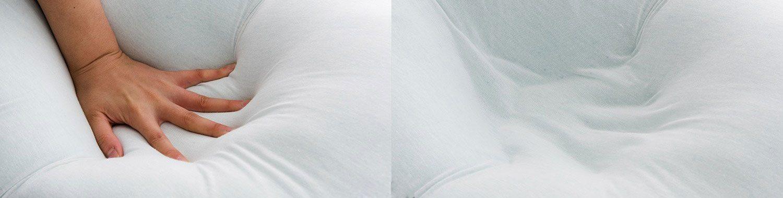 Acheter un oreiller ergonomique test avis comparatif - Oreillers ergonomiques a memoire de forme ...